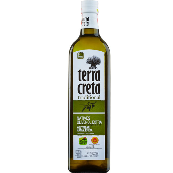 Olivenöl Extra Nativ Kolymvari (1L) Terra Creta