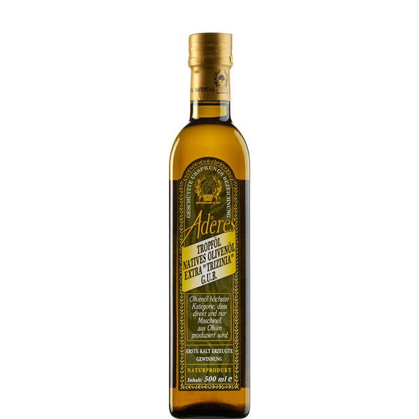 Oliven-Tropföl Aderes Trizinien (500ml) Magoula