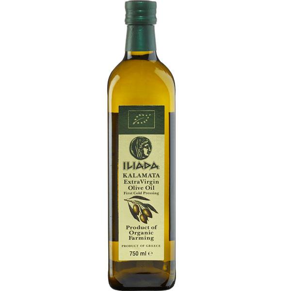 Olivenöl Extra Nativ Iliada BIO (750ml) Agro Vim
