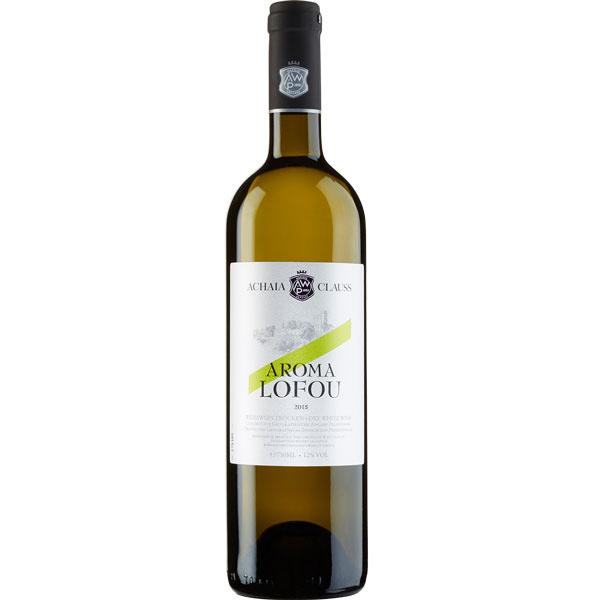 Aroma Lofos Weiß trocken (750ml) Achaia Clauss