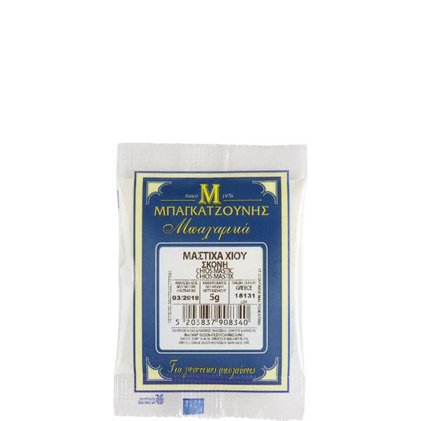Mastix gemahlen (5g) Bagatzounis