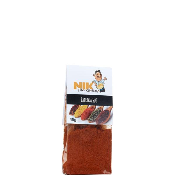 Paprika süß (45g) NiktheGreek