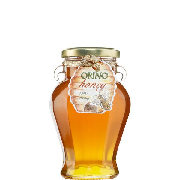 Honig aus Thymian & Blüten (400g Amphore) Orino