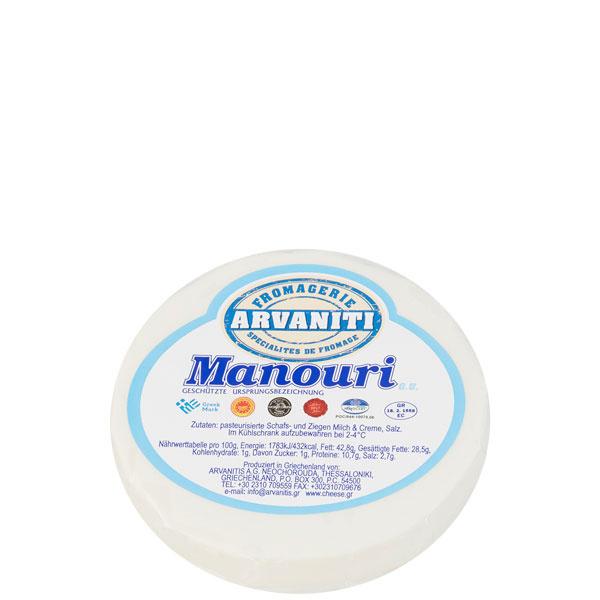 Manouri soft (170g) Arvaniti
