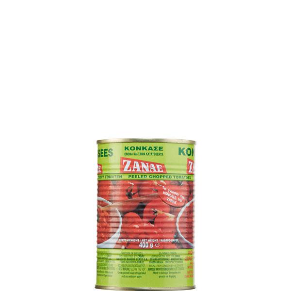 Tomatenstücke Concasse (400g) Zanae