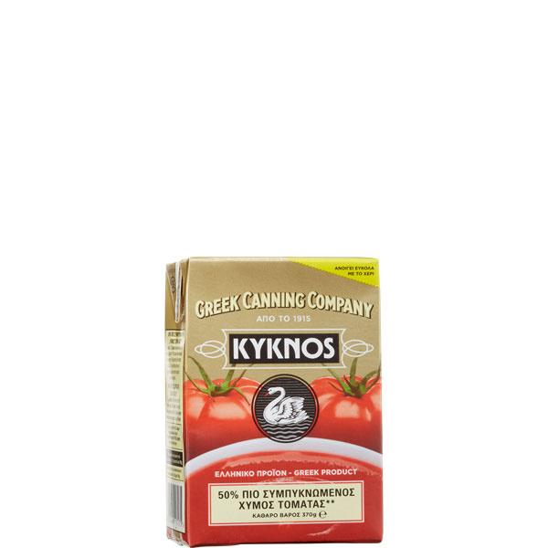 Tomatensauce 11% (370g) Kyknos