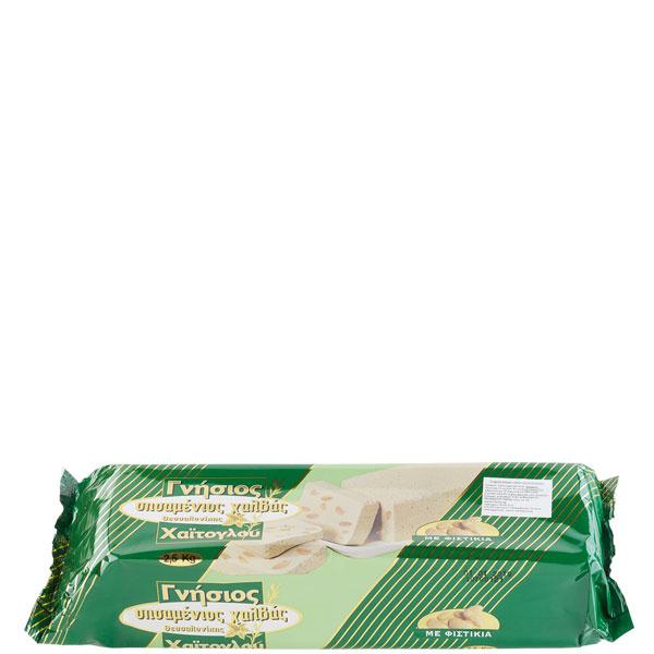 Halvas aus Sesam Erdnüsse (2,5Kg) Haitoglou