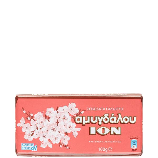 ION Schokolade Mandel (100g)