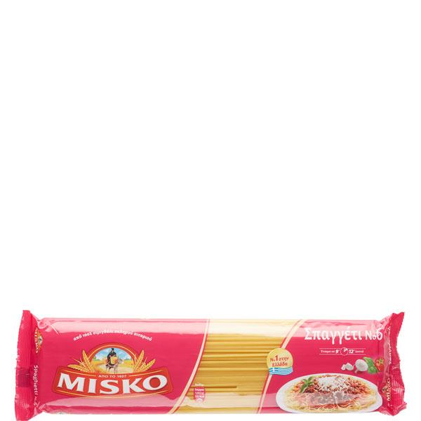 Spaghetti Makaronia Nr. 6 (500g) Misko