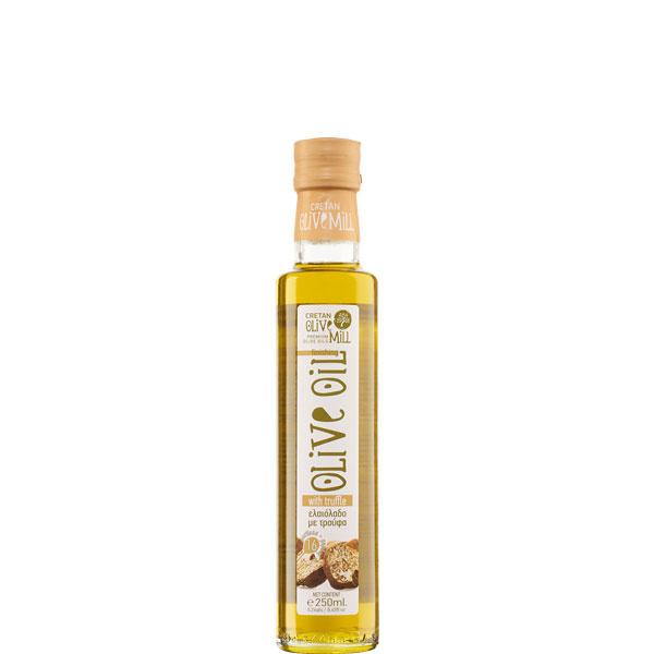 Olivenöl Extra Nativ mit Trüffelextrakt (250ml) Cretan Olive Mill