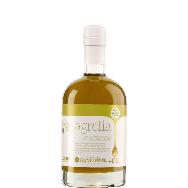 Olivenöl Extra Nativ Agrelia (500ml) Cretan Olive Mill