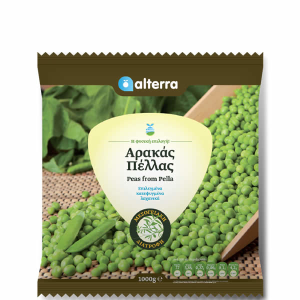 Erbsen grün (1Kg) Alterra