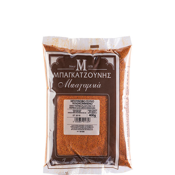 Boukovo süß grob gemahlen (400g) Bagatzounis