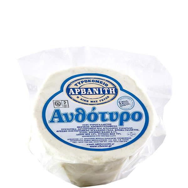 Anthotyro Weichkäse (300g) Arvaniti