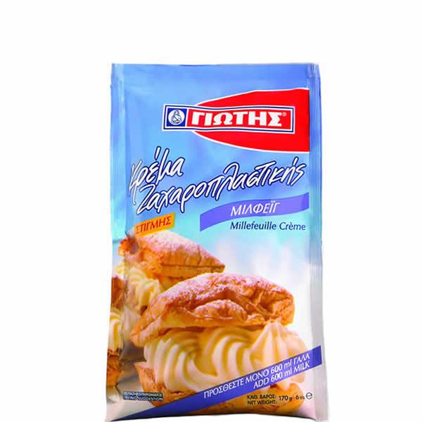 Creme Millefeuille Patissiere (170g) Jotis