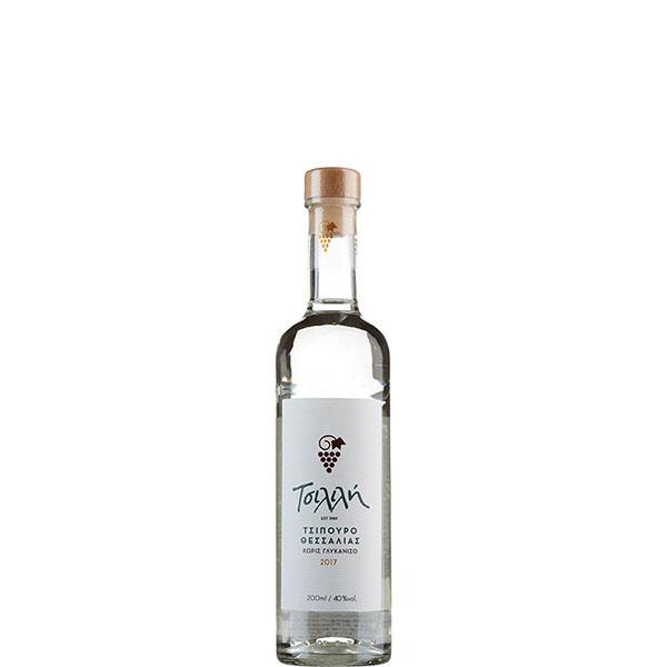 Tsipouro ohne Anis (200ml) Tsililis