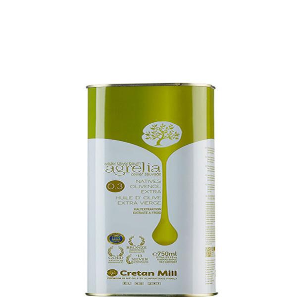 Olivenöl Extra Nativ Agrelia (750ml) Cretan Olive Mill
