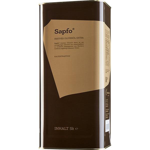 Olivenöl Extra Nativ Sapfo (5L) Papadellis