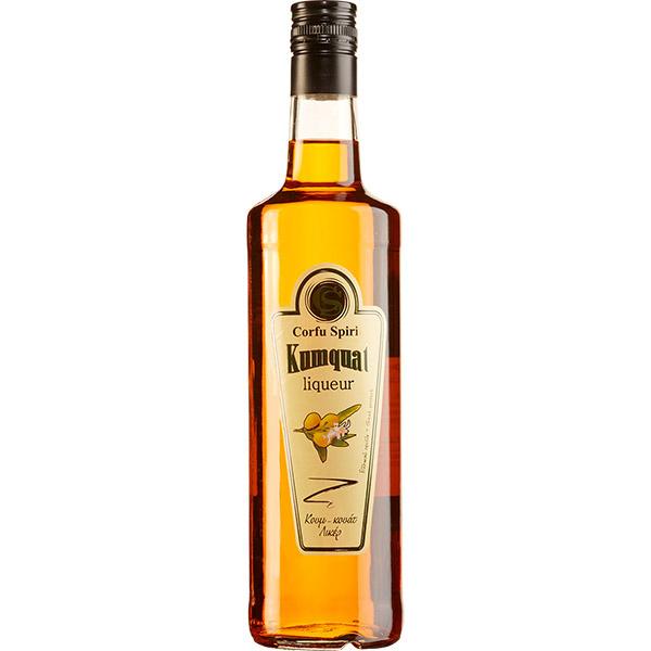Likör Kumquat (700ml) Corfu Spirit