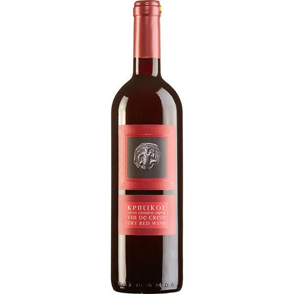 Vin de Crete Rot trocken (750ml) Michalakis