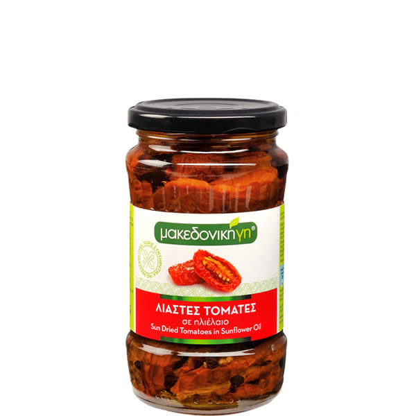 Tomaten sonnengetrocknet (200g) Makedoniki Gi