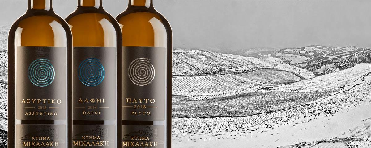 30% Rabatt auf Michalakis Weine