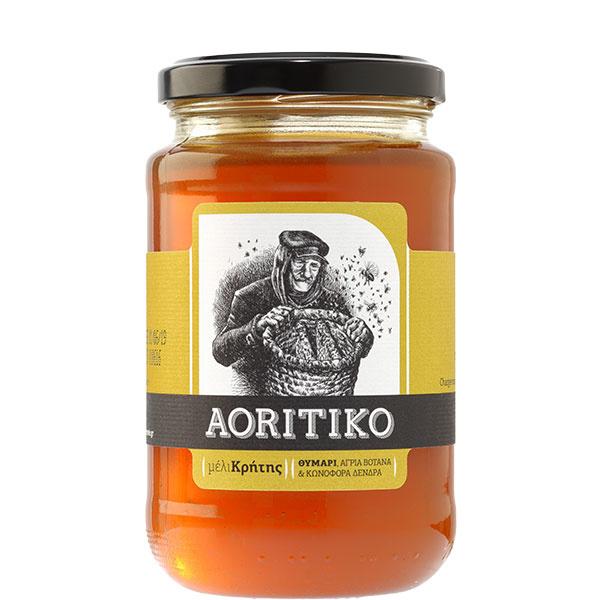 Honig aus Thymian Aoritiko (950g) Fragiadakis
