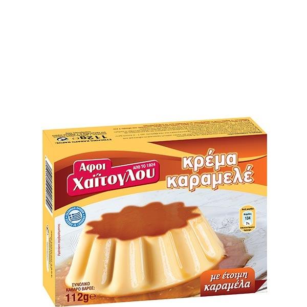 Caramel Creme (112g) Haitoglou