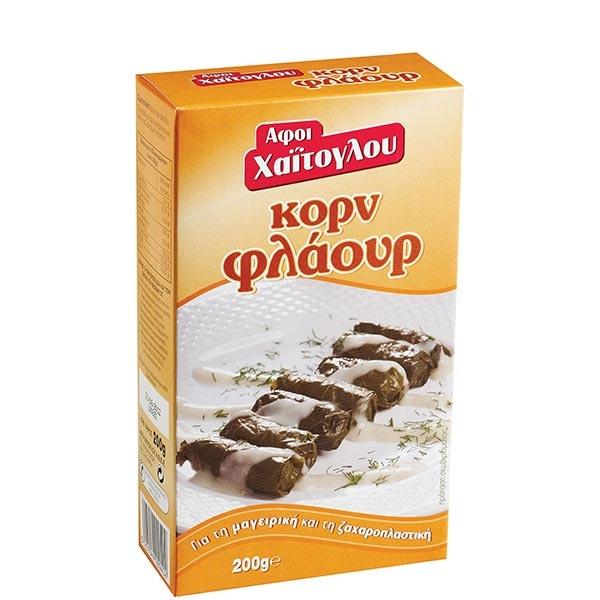 Corn Flour Maisstärke (200g) Haitoglou