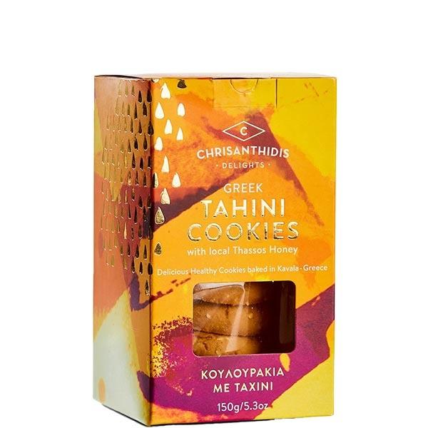 Tahini Gebäck mit Honig (150g) Chrisanthidis