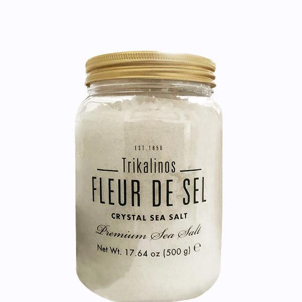 Meersalz Fleur del Sel (500g) Trikalinos