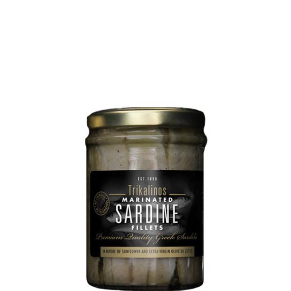 Sardinenfilet mariniert (200g) Trikalinos